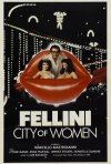 La locandina di La città delle donne