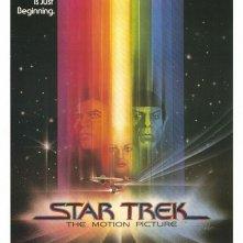 La locandina di Star Trek: Il film