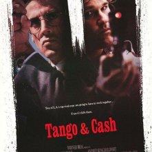 La locandina di Tango & Cash