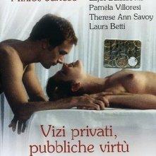 La locandina di Vizi privati, pubbliche virtù