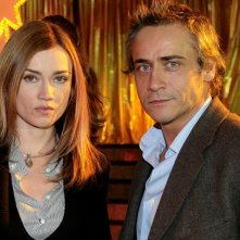 Marine Delterme accanto a Jean-Michel Tinivelli nella serie Alice Nevers