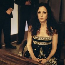 Mary-Louise Parker in una scena dell'episodio Wonderful Wonderful di Weeds