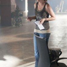 Nicki Aycox nel pilot della serie Dark Blue