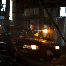 Una scena d'azione del pilot della serie Dark Blue