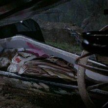 Una tetra scena del film Le amanti di Dracula