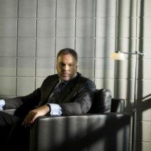 Vincent D'Onofrio in una immagine promozionale della serie Law & Order: Criminal Intent