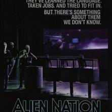 La locandina di Alien Nation - nazione di alieni