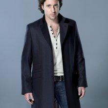 Alex O'Loughlin in un'immagine promo della prima stagione di Moonlight