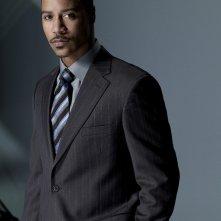 Brian J. White in un'immagine promo della prima stagione di Moonlight