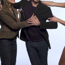 David Duchovny conteso da Natascha McElhone e una donna misteriosa nella prima stagione di Californication