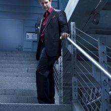 Jason Dohring in una foto promo per la serie tv Moonlight