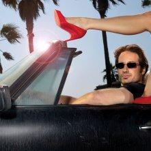 La serie televisiva Californication ha come protagonista Hank Moody interpretato da David Duchovny