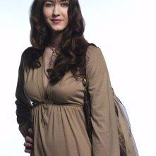 Madeline Zima in una foto promo della prima stagione di Californication