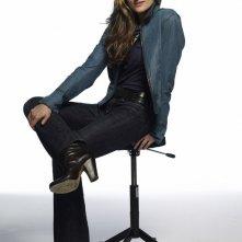 Natascha McElhone in una foto promo della prima stagione di Californication
