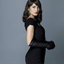 Shannyn Sossamon in un'immagine promo della prima stagione di Moonlight