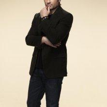 Una foto di Hank Moody interpretato da David Duchovny in Californication