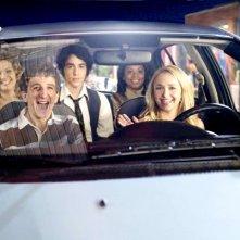 Hayden Panettiere con Lauren London, Lauren Storm,  in una scena di Una notte con Beth Cooper
