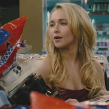 Hayden Panettiere e Paul Rust in una scena di I Love You, Beth Cooper (2009)