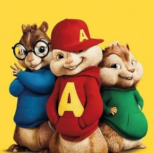 Nuovo poster per Alvin and the Chipmunks: The Squeakquel