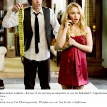Un'imbarazzante scoperta per Hayden Panettiere e Jack T. Carpenter in una scena di I Love You, Beth Cooper
