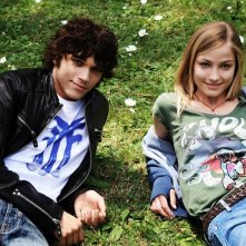 Giuseppe Maggio con Veronica Oliver nel film Amore 14