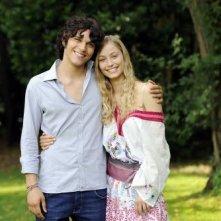 Giuseppe Maggio e Veronica Oliver nel film Amore 14