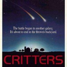 La locandina di Critters - gli extraroditori