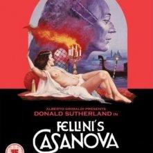 La locandina di Il Casanova di Federico Fellini