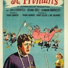 La locandina di The Belles of St. Trinian's