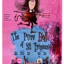 La locandina di The Pure Hell of St. Trinian's