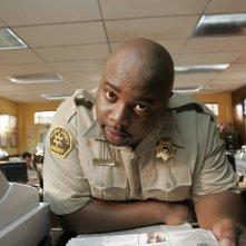Marcello Thedford è il Super Huge Deputy nell'episodio 'Il rapimento' di Veronica Mars