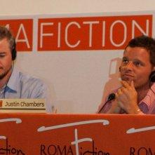 RomaFictionFest 2009 - Eric Dane e Justin Chambers di Grey's Anatomy