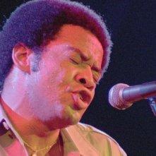 Bill Withers in un'immagine del documentario Soul Power