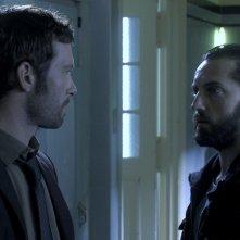 Una sequenza della miniserie francese Flics, del 2008