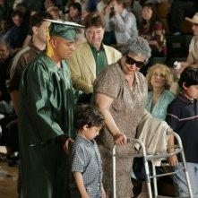 Weevil (Francis Capra) nell'episodio finale della seconda stagione di Veronica Mars