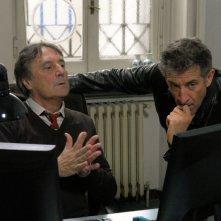 Ezio Greggio ed Enzo Iacchetti sono i protagonisti del film tv Occhio a quei due
