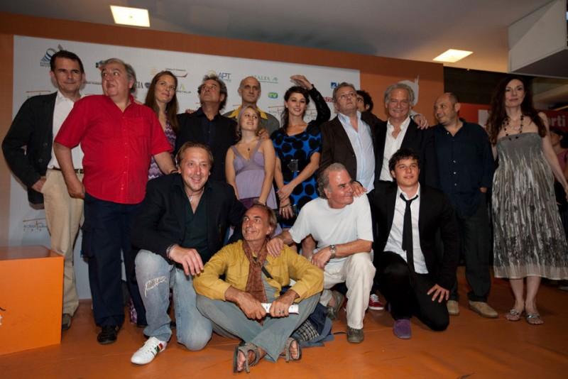 Il Cast De Il Mostro Di Firenze Al Romafictionfest 2009 124027