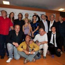 Il cast de Il mostro di Firenze, realizzata da Fox Channles Italy in onda su FoxCrime, al RomaFictionFest 2009