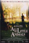 La locandina di All the Little Animals