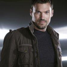 Brian Austin Green in un'immagine promozionale della seconda stagione di Terminator: The Sarah Connor Chronicles