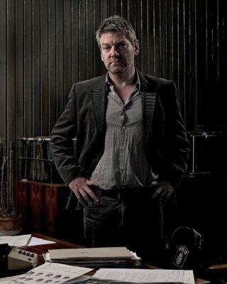 Kenneth Branagh è il protagonista della serie Wallander