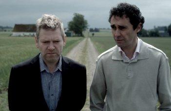 Kenneth Branagh in un'immagine della serie Wallander