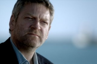 Kenneth Branagh in una sequenza di Wallander