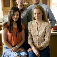 La famiglia 'particolare' di Big Love in una foto promozionale della serie