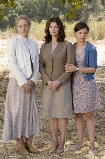 Una foto promozionale della terza stagione di Big Love
