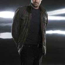 Una foto promozionale di Brian Austin Green per la 2 stagione di Terminator: The Sarah Connor Chronicles
