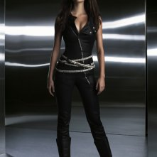 Una foto promozionale di Summer Glau per la 2 stagione di Terminator: The Sarah Connor Chronicles