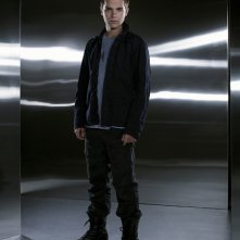Una foto promozionale di Thomas Dekker per la 2 stagione di Terminator: The Sarah Connor Chronicles