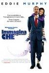 La locandina italiana di Immagina che