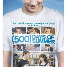 Nuovo poster per il film  (500) Days of Summer